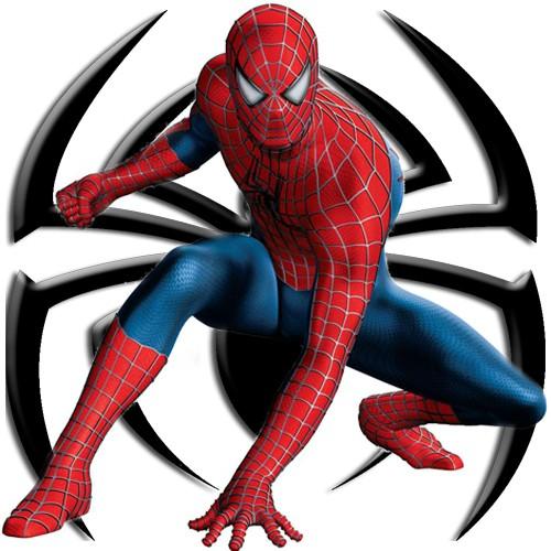 Cialde spiderman l 39 uomo ragno bakershop for Decorazione torte spiderman
