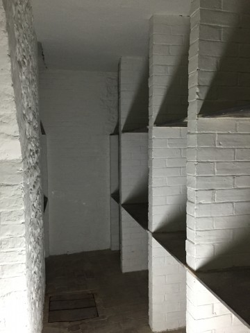 waterproofing a wine cellar basement using paint water proofer - zinnser watertite