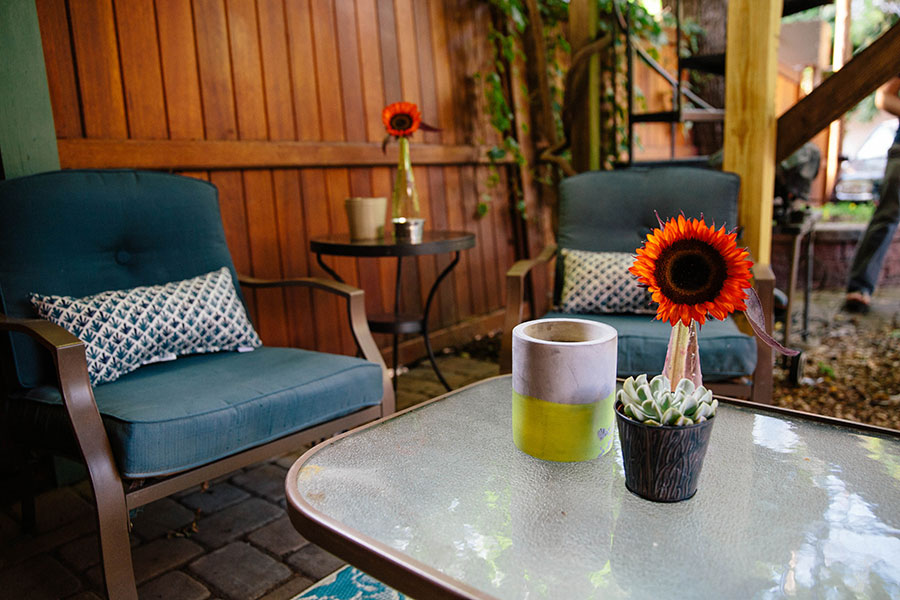 Patio-Makeover-Fabric-Spray-Paint-9 Patio Makeover with Fabric Spray Paint Home & Design Our Life