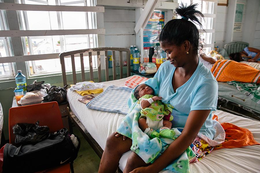 guyana-11072014-d6c1122 Maternity Wards: Guyana Photography Projects Travel