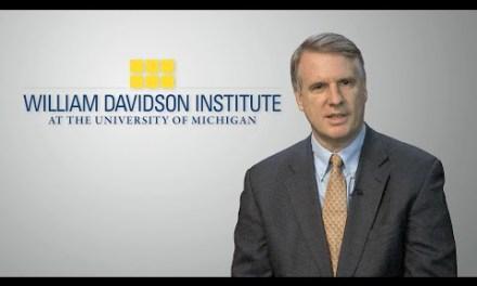 Dr. Paul Clyde, President, William Davidson Institute