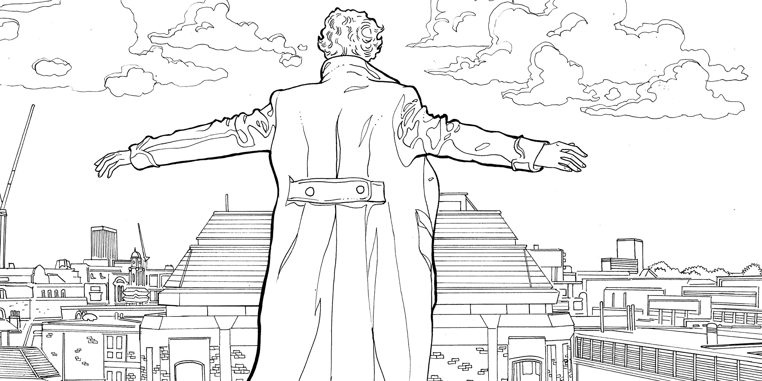 Book Review Sherlock The Mind Palace A Colouring Book