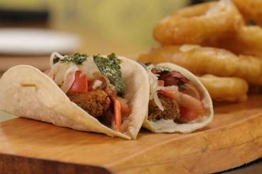 YGEH Baker Street Station Short Rib & Lobster Tacos