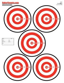gun targets