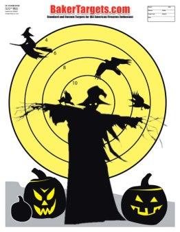 halloween scarecrow target