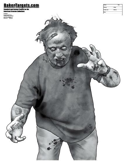 danny boy zombie target