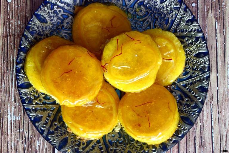 עוגות שמן זית ולימון ים-תיכוניות