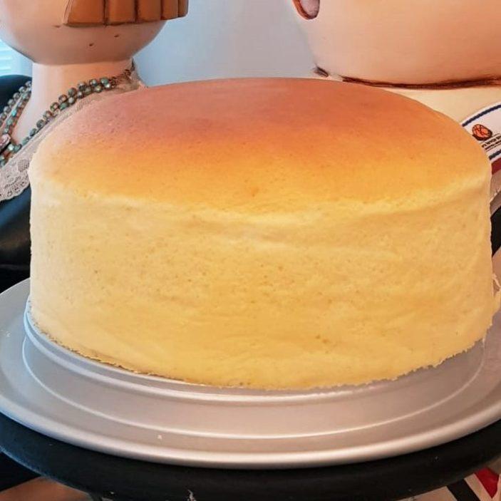 עוגת גבינה יפנית