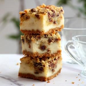 גבינה ושוקולד צ'יפס