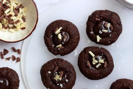 עוגיות טריפל שוקולד