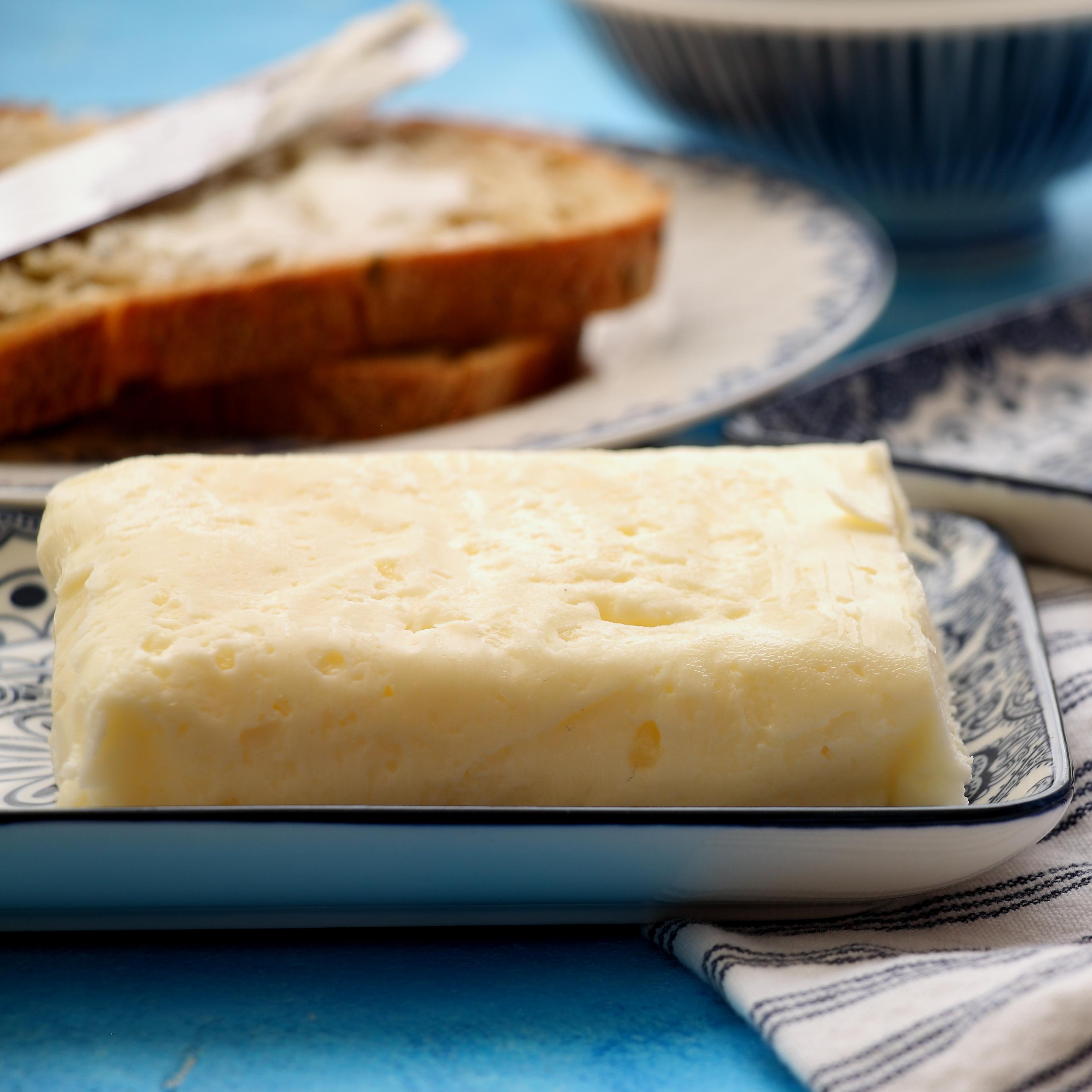 חמאה בבית