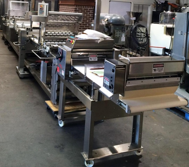 Rondo High Performance BakeryPastry Production Line  Pre