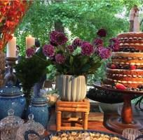 Naked Cake Mini Wedding