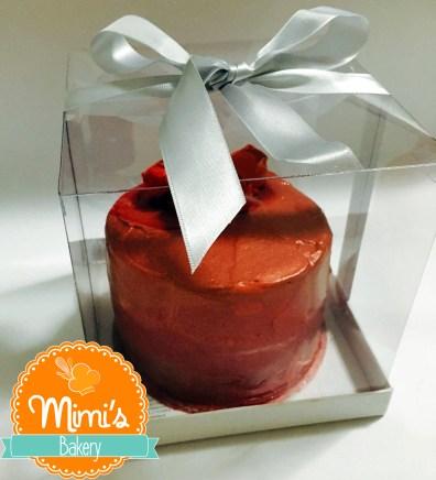 Nano Bolo Cake para Presente