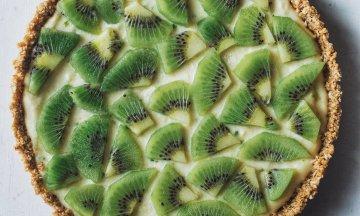Kiwi-Orange Tart (Gluten-free)