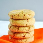 Soft Baked Ginger Crinkle Cookies