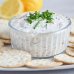 Lightened Up Smoked Salmon Pate