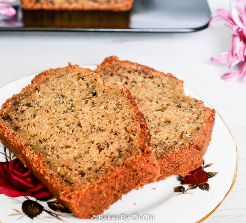 Brown Butter Banana Rum Bread