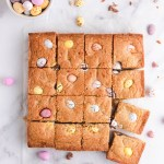 How To Make The Best Mini Easter Egg Blondies