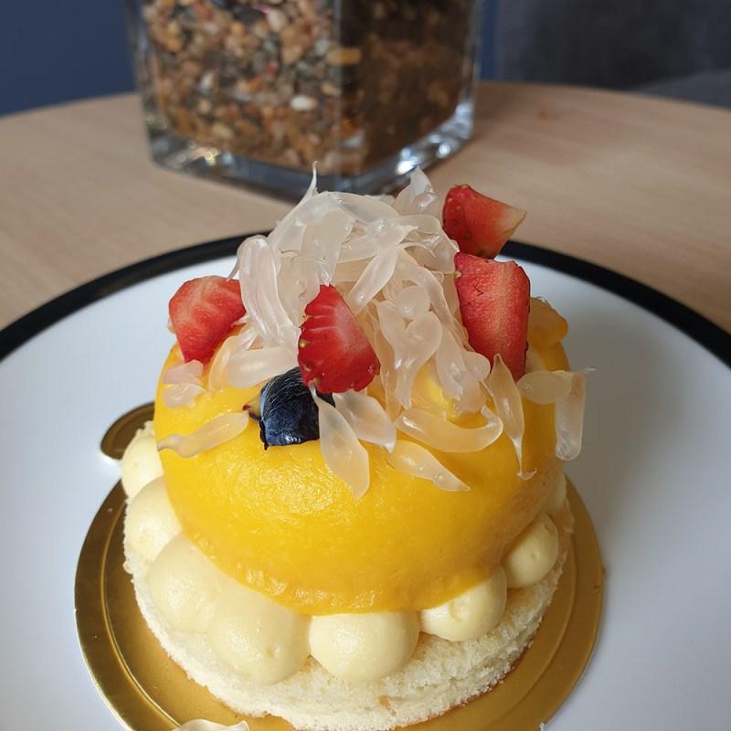 Pomelo & Passion Fruit