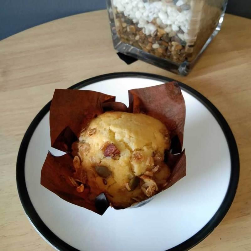 Vanilla Granola Muffin