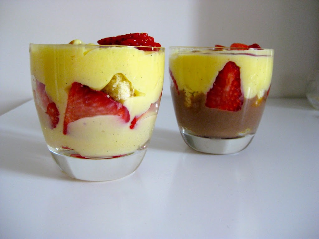 Bake Therapy Zuppa Inglese Nel Bicchiere Bake Therapy