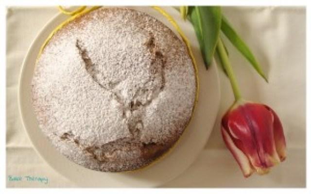 Cake lamponi e miele