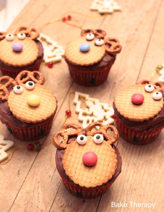 Cupcake renna