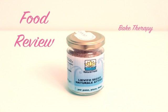 Food review - lievito secco naturale attivo