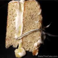 Betty's Banana Layer Cake Recipe - A Vintage Cake Loaded with Charm