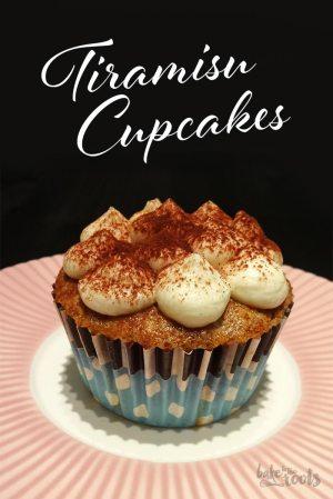 Classic Tiramisù Cupcakes