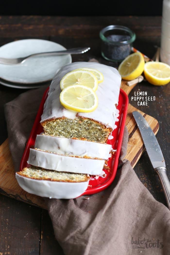 Zitronen Mohn Kuchen Bake To The Roots