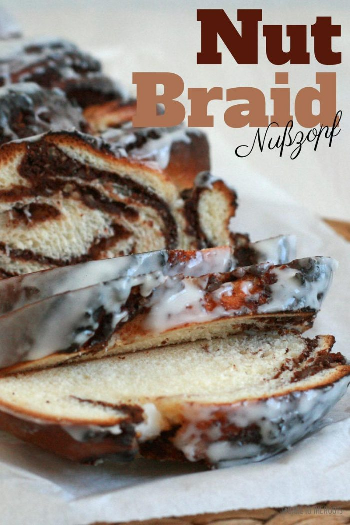 Nut Braid | Bake to the roots