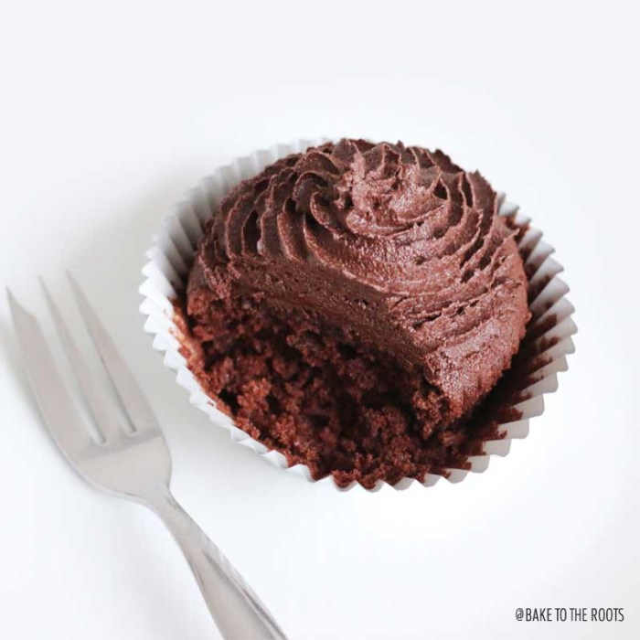 Chocolate Slut Cupcakes | Bake to the roots