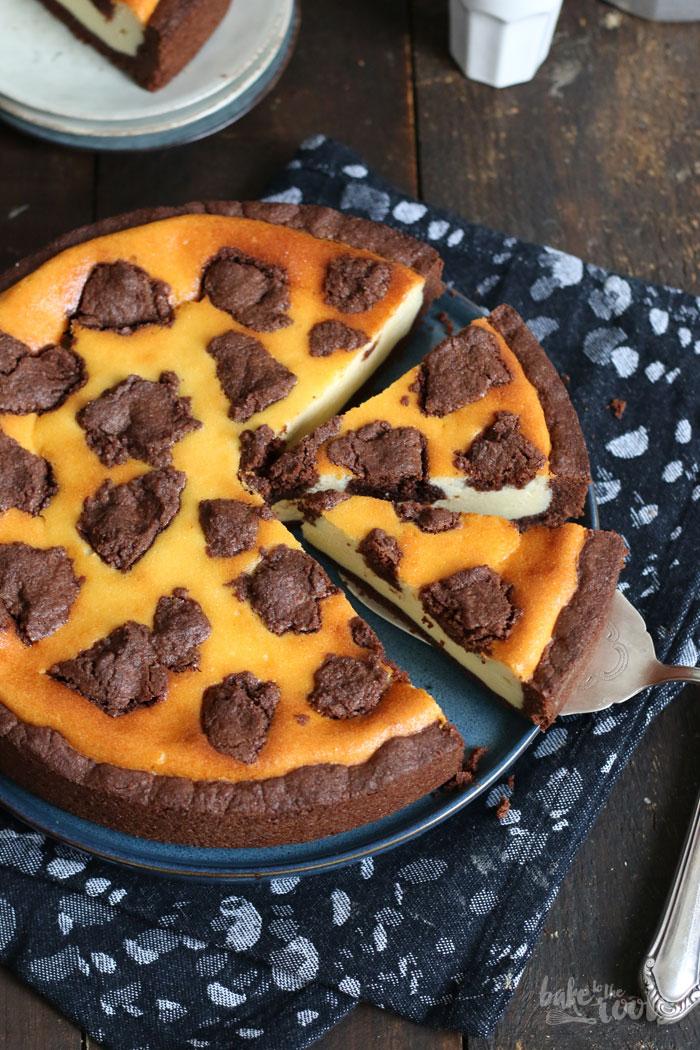 Russischer Zupfkuchen Chocolate Cheesecake Bake To The Roots