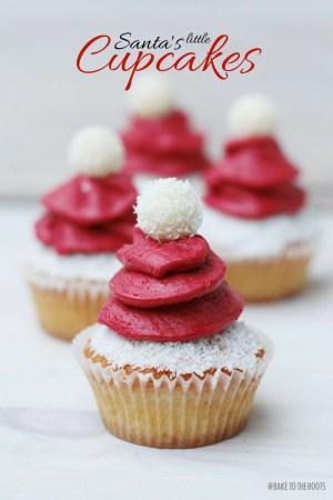 Santa's Little Cupcakes