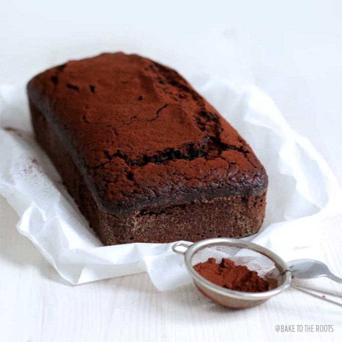 Beetroot Chocolate Cake | Bake to the roots