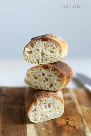 Easy Peasy Baguette