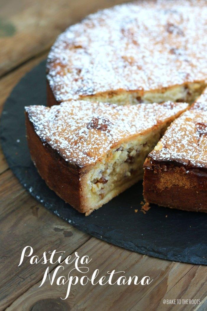 Pastiera Napoletana | Bake to the roots