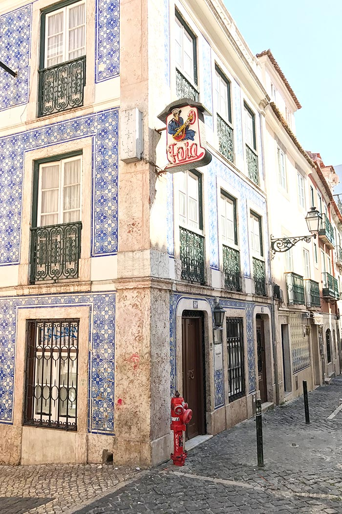 Lisbon | Bake to the roots