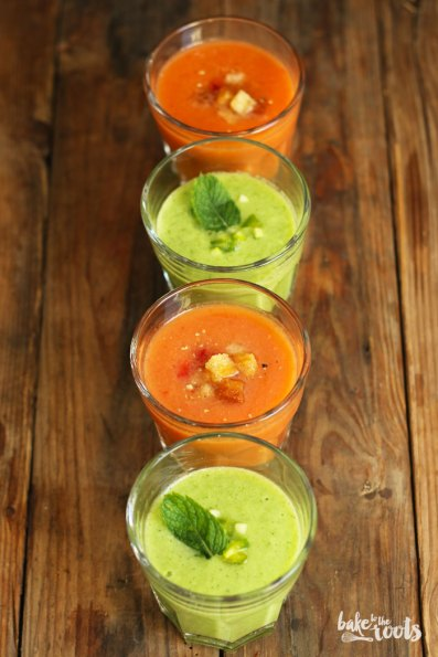Gazpacho   Bake to the roots