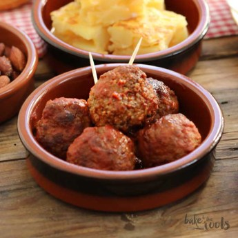Albóndigas | Bake to the roots