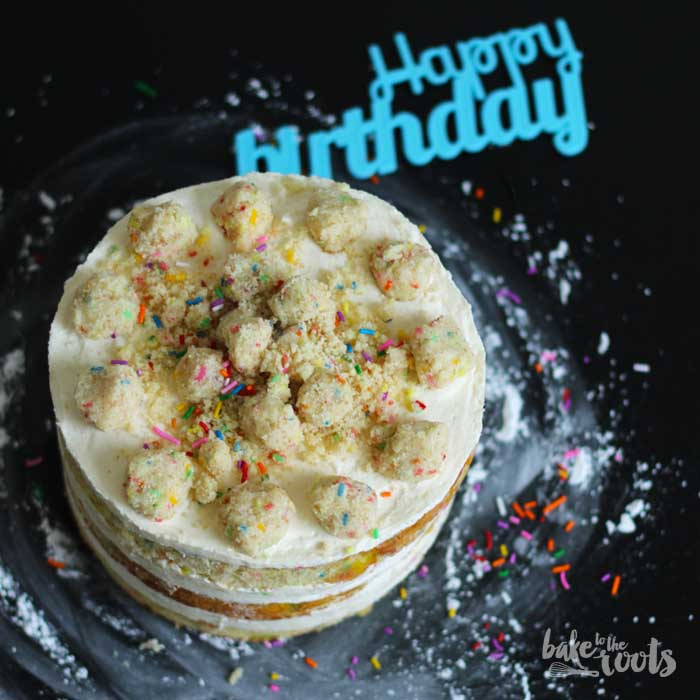 Birthday Cake | Bake to the roots