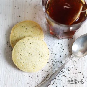 """Earl Grey Cookies """"Foggy London"""" 