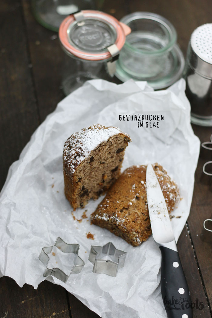 Spiced Cake aka. Gewürzkuchen | Bake to the roots