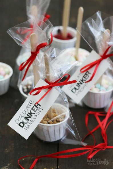 Hot Chocolate Dunkers | Bake to the roots
