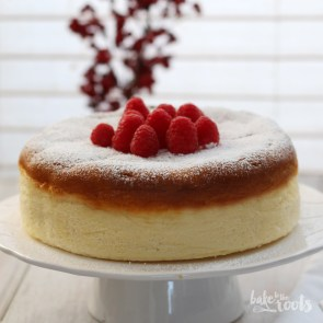 Japanese Cheesecake   Bake to the roots