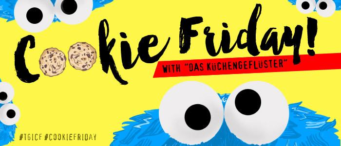 """Cookie Friday with """"Das Küchengeflüster"""""""