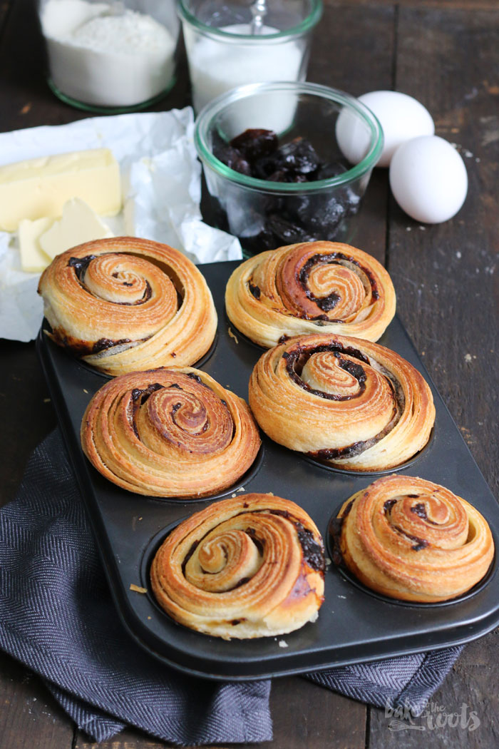 cruffins with prunes bake to the roots. Black Bedroom Furniture Sets. Home Design Ideas