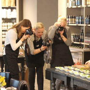 Kochhaus Blogger Event   Bake to the roots